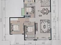 出售市中心新天地新兴瑞园3室2厅1卫101平米80万住宅