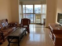 欧式风格小区 南边洋房 枫林溪谷精装3室 带家具拎包入住 看房方便 租房联系