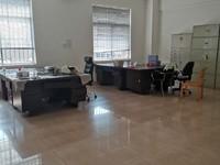 珊瑚路2号青年集团,电梯房3楼,总11间办公室租给办公用,可以分开租,带办公家具