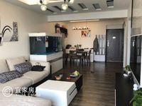 时代广场三期 76平米2室2厅1卫,豪华装修,带全套家具出租