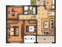 出售新天地万达广场3室2厅1卫95平米105万住宅