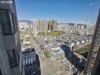 市中心 步行街小庙街旁 极中心公寓式出租 全新装修 繁华地段