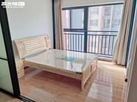 首次出租:沃尔玛旁时代广场三期精品公寓拎包入住-可短租