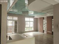 瑞丰花园 240平五室四厅四卫精装修空房 2跃3复式楼 租价3000每月