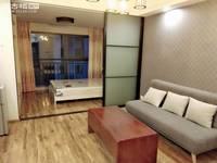 新房首租:沃尔玛时代广场三期精装修公寓拎包入住-可短租
