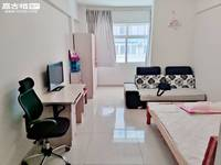 可月付-可短租-沃尔玛时代广场旁忠信新苑单身公寓拎包入住
