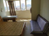 聂耳广场旁 湖庭家和 精装单身公寓带家具出租 看房方便