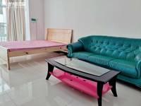 能月付-可短租-沃尔玛时代广场旁忠信新苑单身公寓低价出租