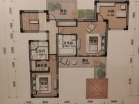 出售玉山城臻园4室2厅3卫1书房193平米265万住宅