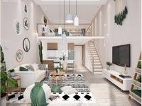 玉溪临岸SOHO.loft,4.0全能复式空间,带阳台,精装交付,买一层送一层