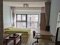 市中心时代广场三期单身公寓,精装修1房家具齐全拎包入住随时看房1100/月