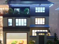南城别苑-玉溪的合美院筑 实得面积五百多平 三院四台双库带电梯 属于您的私享府邸