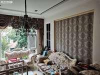 山水佳园恬园别墅298平豪华装修 带全套家具家电7000元/月