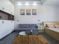 红星国际 新装修单身公寓 拎包入住 1580月 随时看房