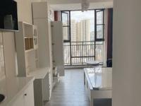 红星国际公寓!精装修 带全套家具家电 看房方便!