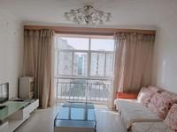 聂耳广场、五中旁,87平三室,带家具,1300